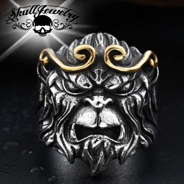 'The Ape King' Ring