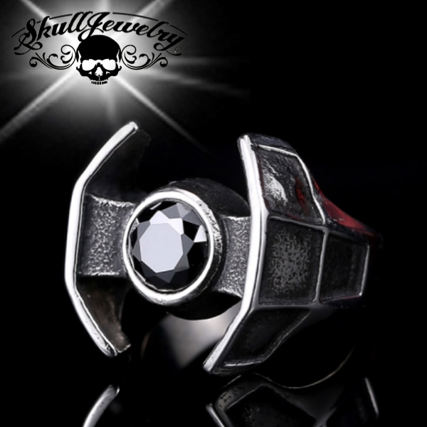 'Darth Vaders Starfighter' Ring