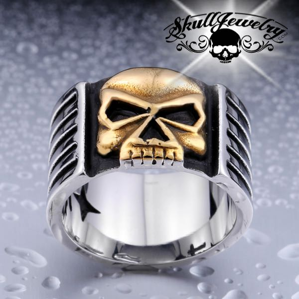 My Generation Skull Ring