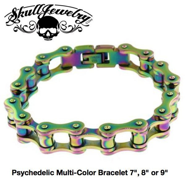 Psychedelic Multi-Color Bracelet 7