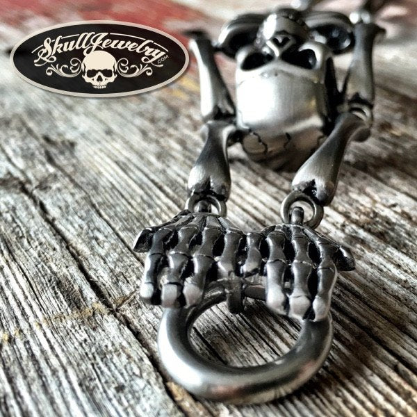 'Bone Daddy' Skeleton Bracelet (869)