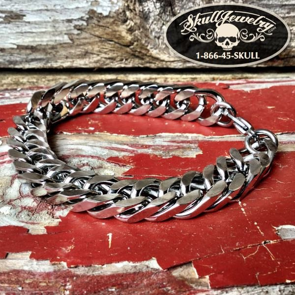 'I Told You So' Stainless Steel Bracelet (876)