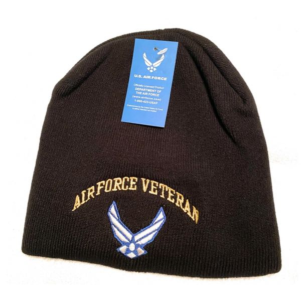 Air Force Veteran Beanie