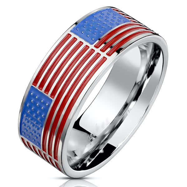 'America The Beautiful' Ring