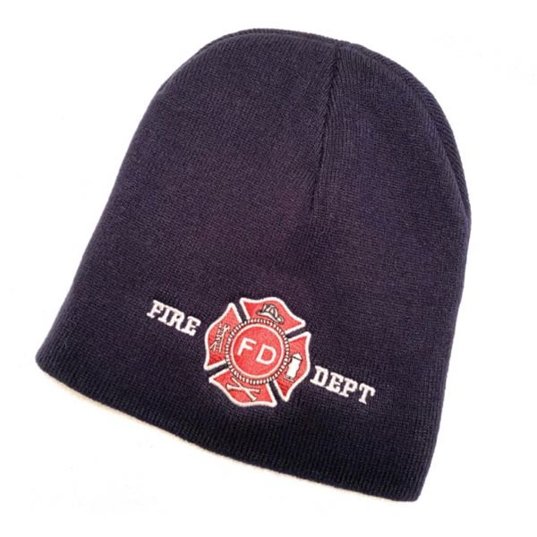 Fire Department Beanie (beanie011)