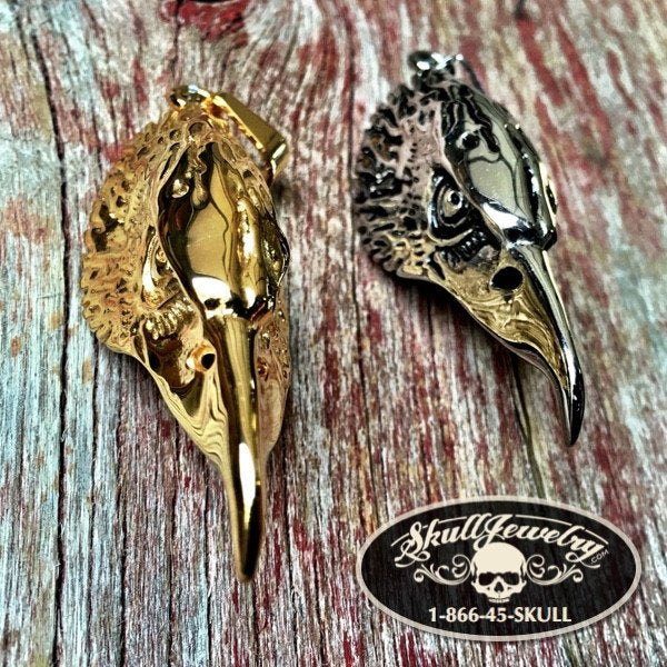 Gold or Stainless 'Fly Like An Eagle' Pendant
