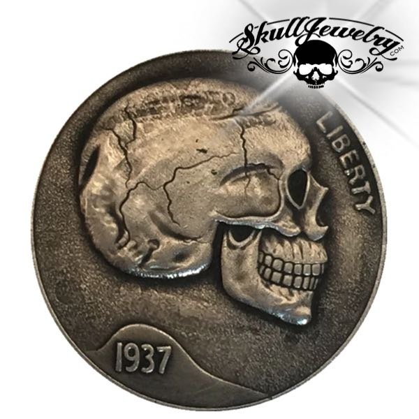 Hobo Nickel 1937