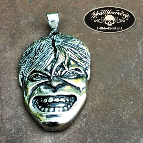 Incredible Hulk Pendant