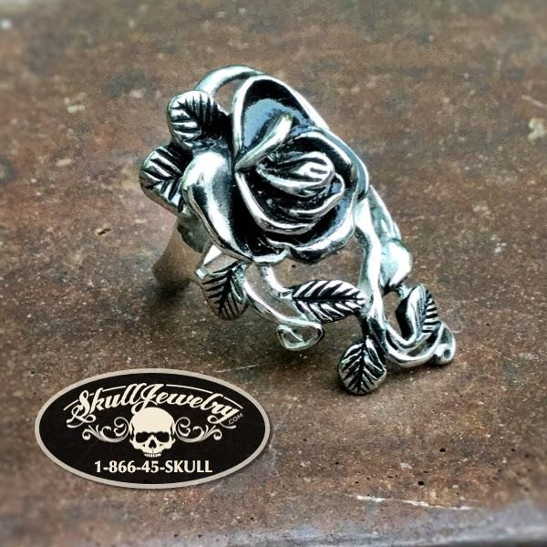 'JDolly Pardon olene' Rose & Vine Ring