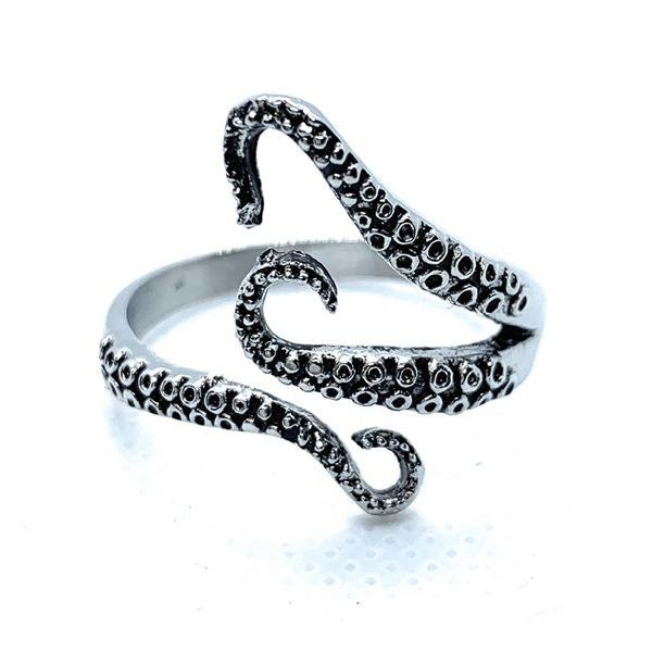Octopus Tentacles Ring