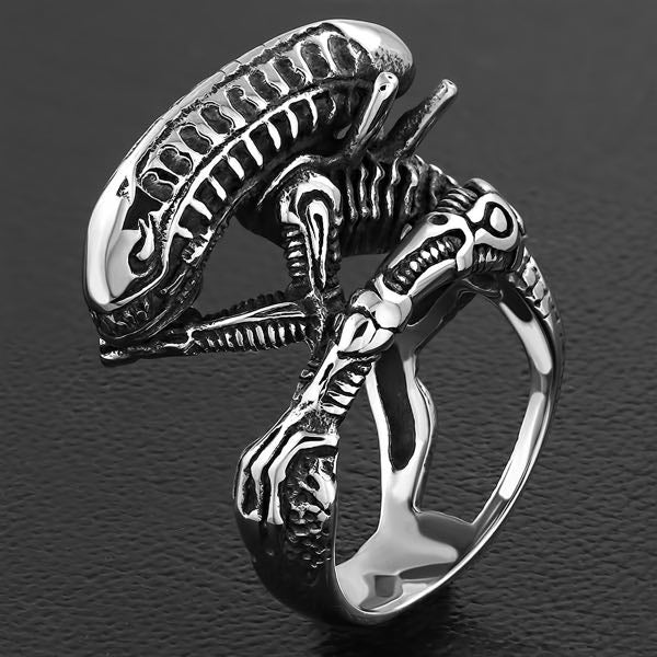 'PREDATOR' Stainless Steel Ring