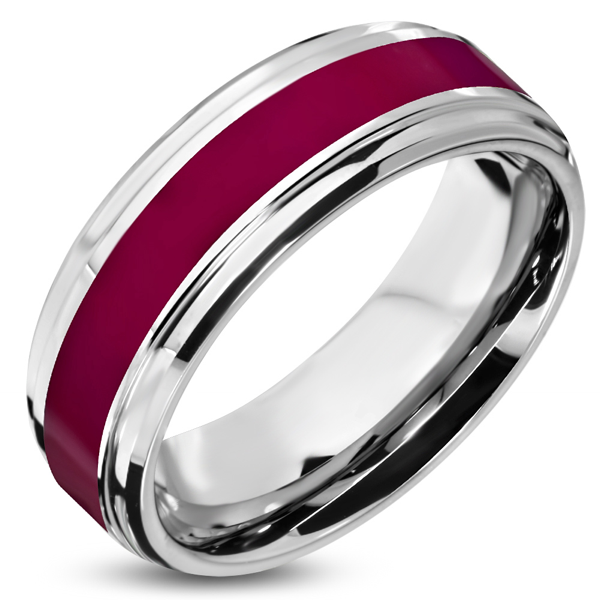 Pink Bold Heavy Band