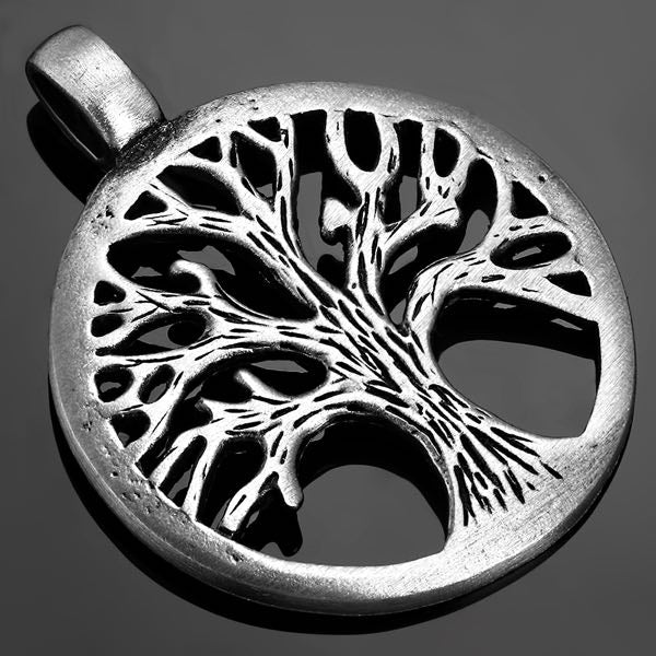 'Redemption' Tree Pendant