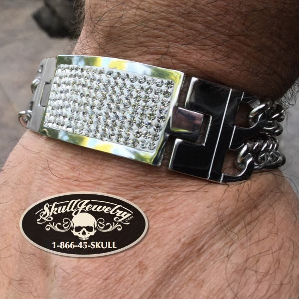 'Sharp Dressed Man' Bracelet