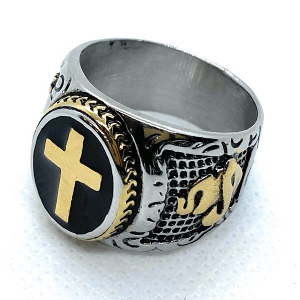 St. John the Evangelist Cross Ring