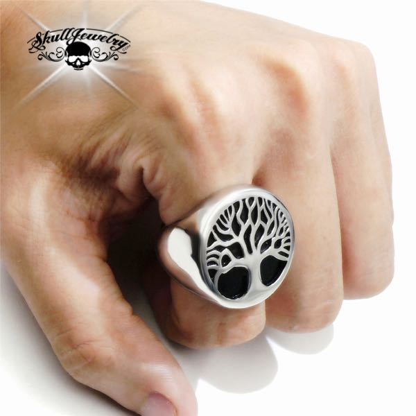 'Tree of Life' Ring (712)