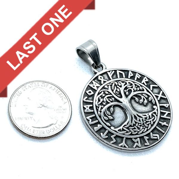 Tree of Life Pendant (c050-B)