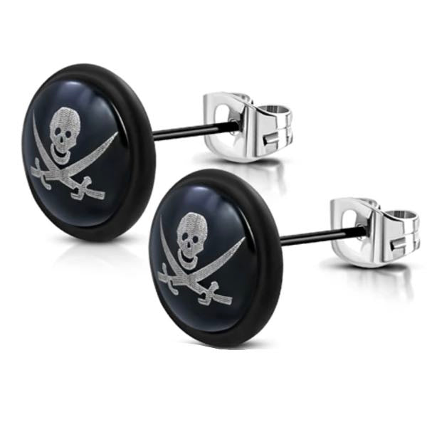 'Walkin The Plank' Earring