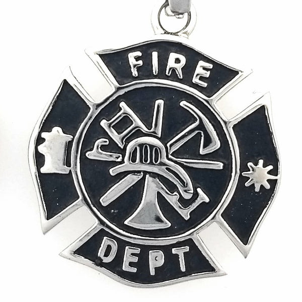 Fire Fighter Pendant (#p032)