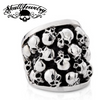 'Bad Company' 21 Skull's Skull Ring