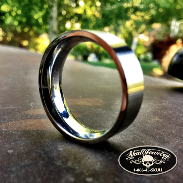 'Maybe I'm Amazed' Stainless Steel Band