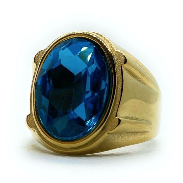 Merle Haggard tribute ring