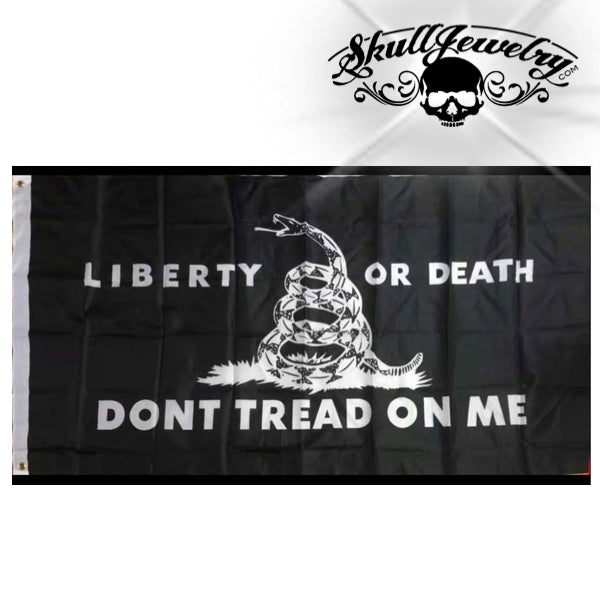 DON'T TREAD ON ME Flag 3' x 5'