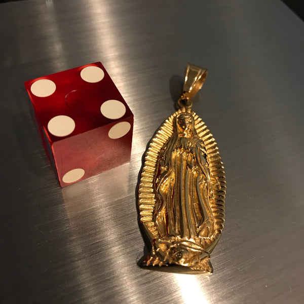 Prototype - Our Lady of Fatima Pendant