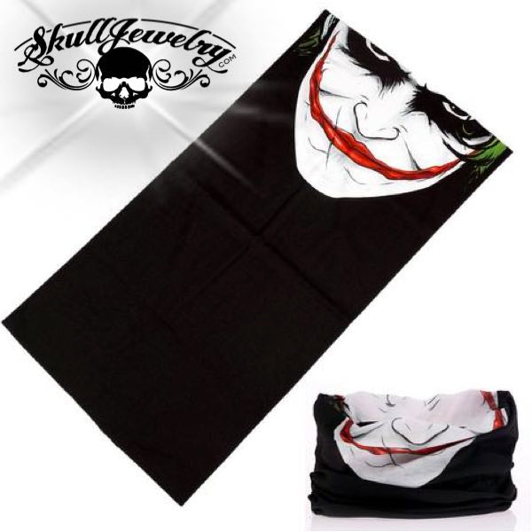 joker mask bandana