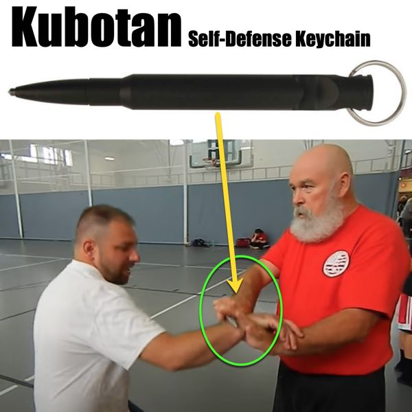 Kubotan - Self Defense Keychain