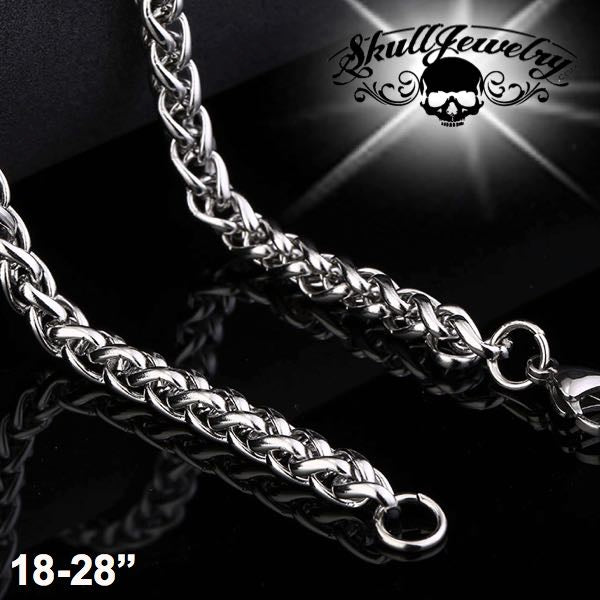 Big, Bold & Heavy Wheat Chains