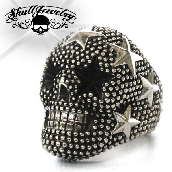 Name Me - WIN Me' Stainless Steel Skull Ring