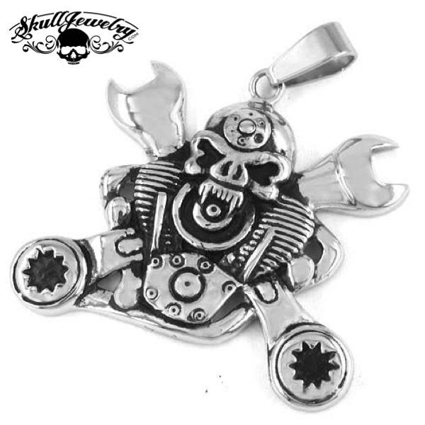 Motor & Wrench Pendant
