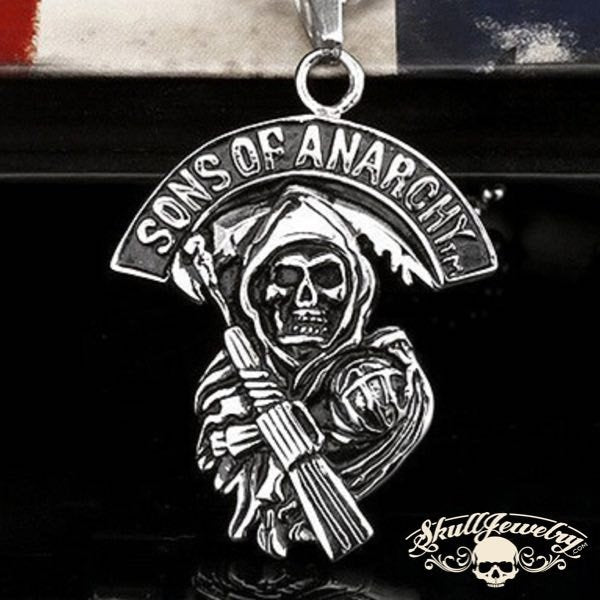 SONS of Anarchy Pendant
