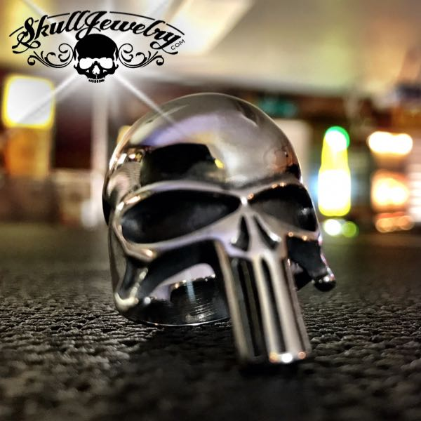The Punisher Skull Ring