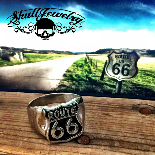get your kicks on route 66 ring
