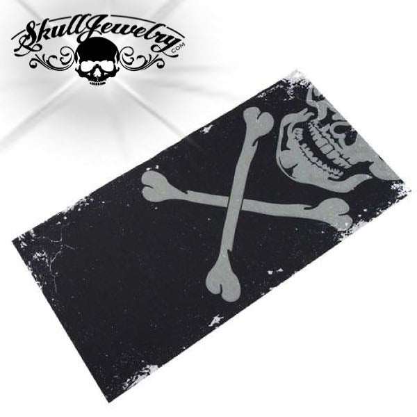 skull and crossbones face mask