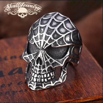 Spiderman Stainless Steel Ring (578)