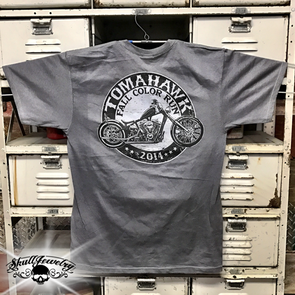 Tomahawk 2014 -Fall Color Run T-Shirt