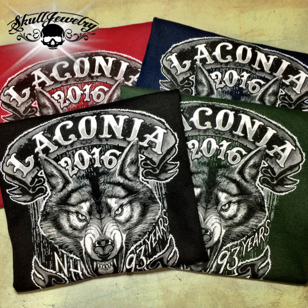 Laconia 2016 Rally T-Shirt