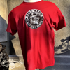 Red Daytona Beach Bike Week T-shirt