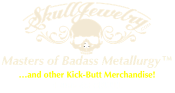 SkullJewelry.com - American Owned & Operated | 1-866-45-SKULL | Free Shipping | Same Day Shipping logo