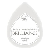 Moonlight White Brilliance Dew Drop Ink Pad