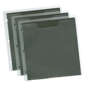 10x Sleeves & Magnetic Sheets for Cutting Die Binder Storage Case-CT21759-10R-Crafts-Too