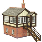 GWR Signal Box OO/HO Card Kit