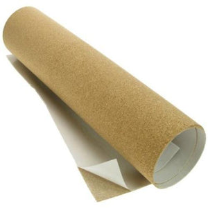 1.5mm Self Adhesive Cork Roll 48cm x 100cm-CORKSA1MT-Peak Dale