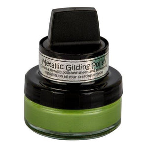 Citrus Green Gilding Polish