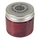 Apple Red Sparkle Texture Paste