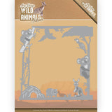 Koala Frame Wild Animals Outback Cutting Die