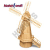 Dutch Windmill Matchstick Kit